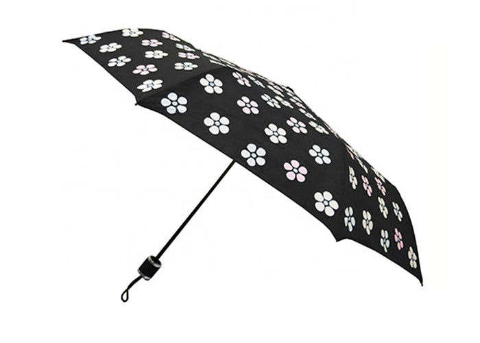 Color Change Magic Strong Foldable Umbrella With Aluminum Shaft