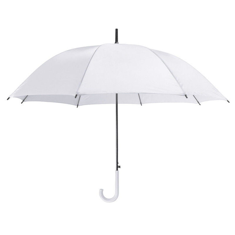 "Windproof 103cm 23""*8K Straight Disposable Umbrella"
